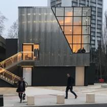 Hekla Tower's Marketing suite - Paris La Défense