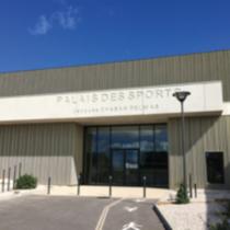 Jacques Chaban Delmas Sports hall - Castelnau-Le-Lez
