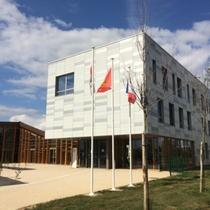 Management center of TPS - Isneauville