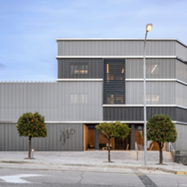 JJP Hospitalaria building office