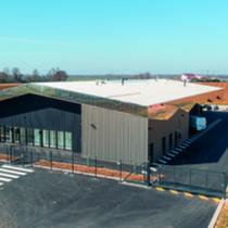 City's technical facility - Boissise-le-Roi