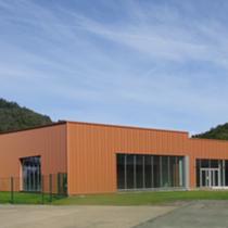 Inter-municipal swimming pool - Le Thillot