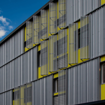 Construction apprentice training center - Arches