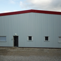 Bâtiment CLPR - Chagny
