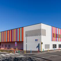 Germaine Tillion school group - Toulouse