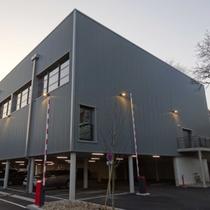 Training gymnasium of Pierre de Coubertin school - Nancy