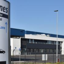 Hermes Versand Logistikzentrum Kabelsketal