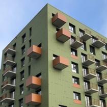 Live in the City - Housing Estate, Krakow