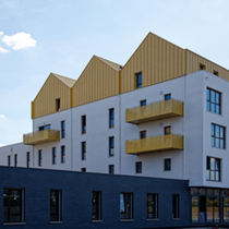 Social housing Eco area Réma'Vert - Reims