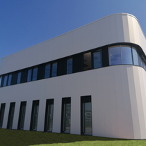 Aubance building Le Carré d'Orgemont - Angers