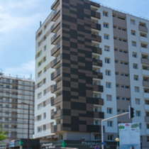 Residential Tower Renovation At Wihrel District - Ostwald