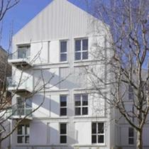 Residential Housing Rue De La Chapelle