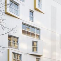 Residential Housing Street Tolbiac