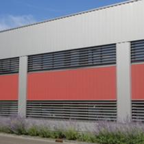 Bâtiment General Electric - Belfort