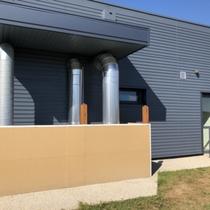 Maison des services publics et de l'enfance - Saint-Erme