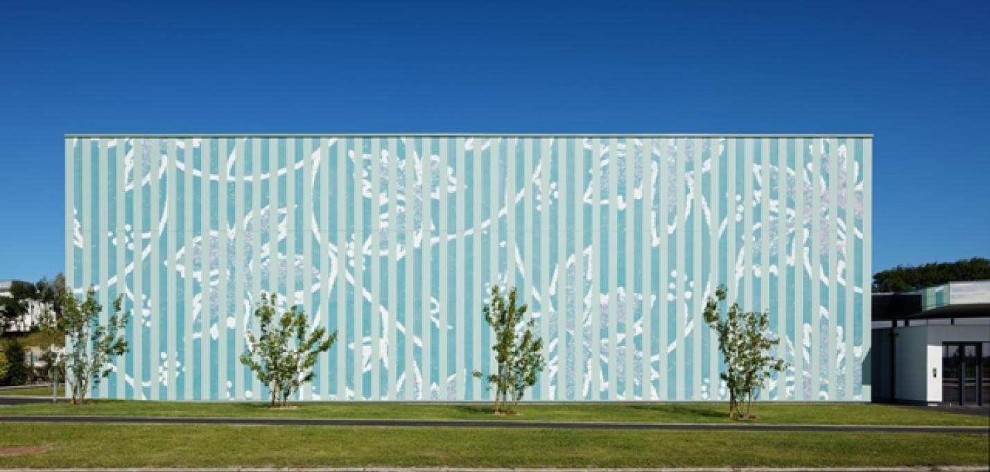 Gymnasium - Les Pieux - | ArcelorMittal Construction