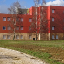 Housing Restructuration Of CFA La Noue - Longvic