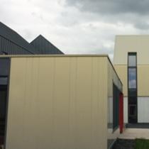 Bagad Social building - Briec