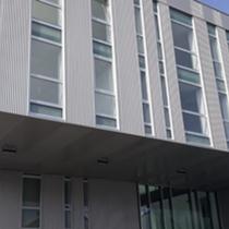 Edificio de las Autoridades portuarias