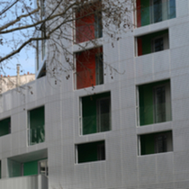 Residential Housing Diderot - Paris