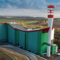 Zevo Plzen Waste To Energy Power Plant