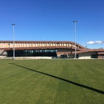 Bernard Barugola sports center - Grans