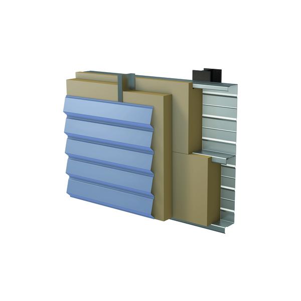 Globalwall® DP 15-600 Rockbardage