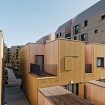 Housing Le Jardin Des Bassins - Bordeaux