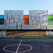 Renovation Pierre Mendes France Hall - Villeneuve D'Ascq