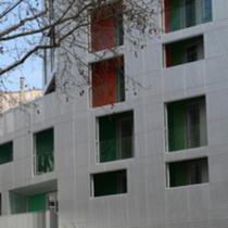 Edifício Residencial Diderot - Paris