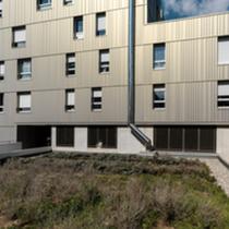 Edificio residencial Zac D'Andromede