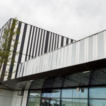 Centro comercial - Promenade de Flandre