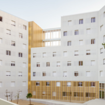 Residencia de estudiantes Lucien Cornil - Marsella