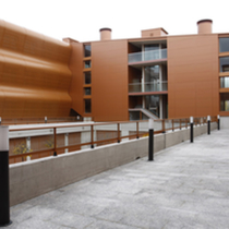 Edificio de oficinas Artica