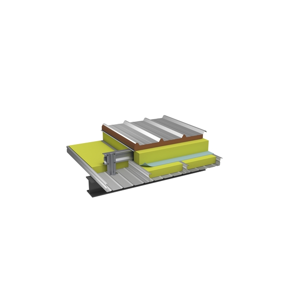 Globalroof® Toptherm 15 Ondastyl T