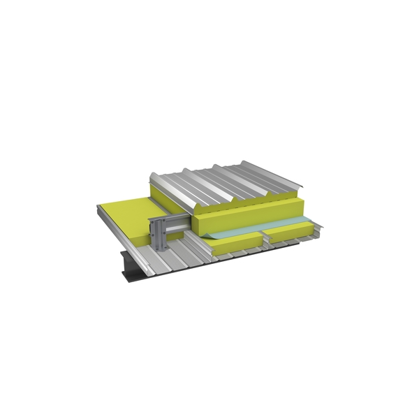 Globalroof® Toptherm 15 Ondatherm® T