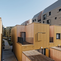 Housing Le Jardin Des Bassins - Bordeaux