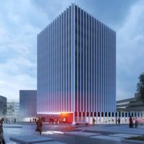 Tower Zero Newton - Ile De Nantes