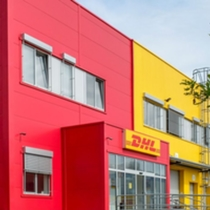 DHL - Logistické centrum